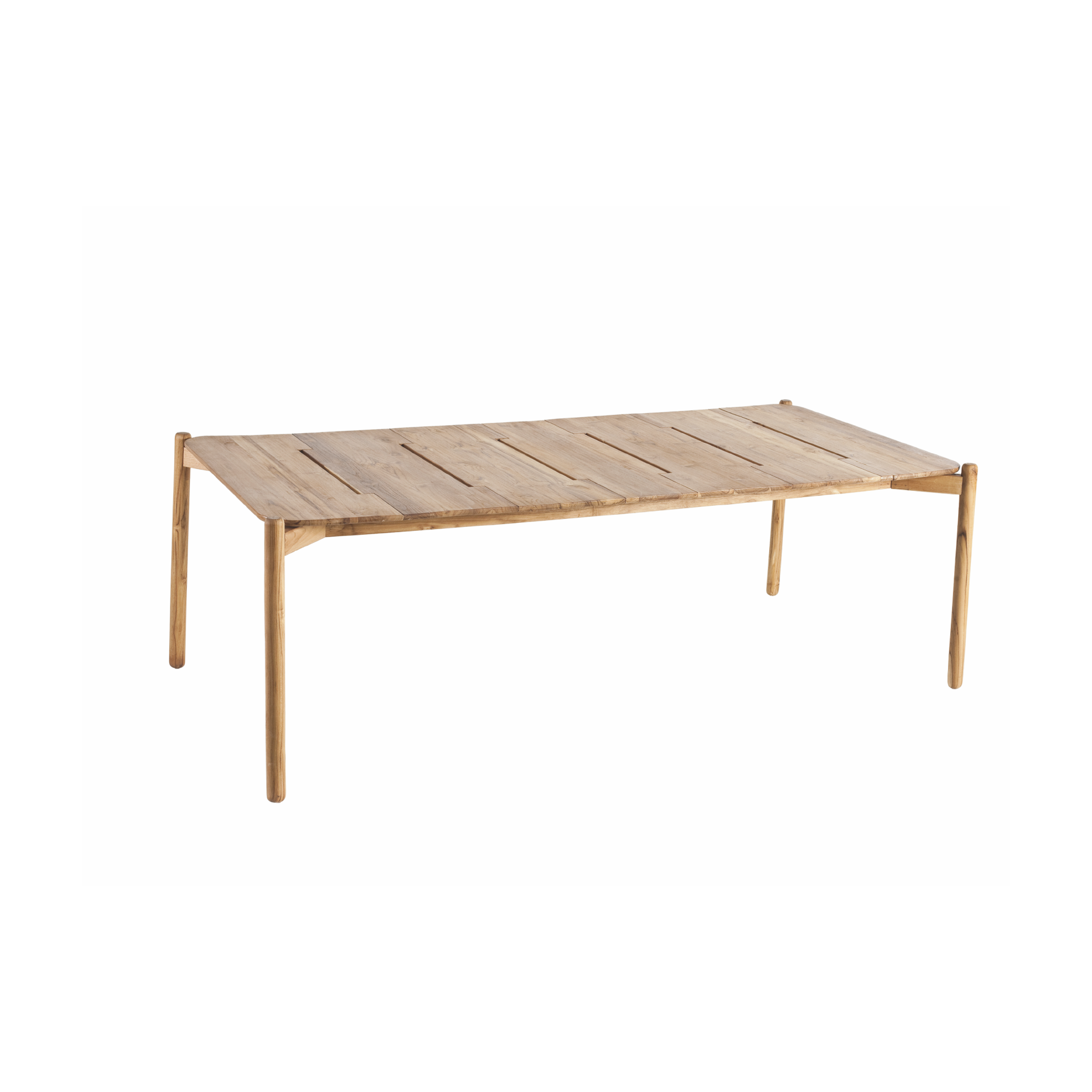 Point's  Hamp Rectangular Dining Table by
